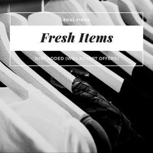 Fresh Items Just Posted